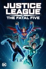 Nonton dan Download Film Justice League vs. the Fatal Five (2019) Sub Indo ZenoMovie
