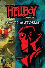 Nonton dan Download Film Hellboy Animated: Sword of Storms (2006) Sub Indo ZenoMovie