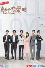 Nonton dan Download Film Fall in Love (2019) Sub Indo ZenoMovie