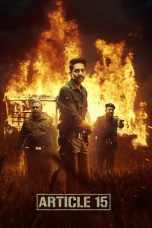 Nonton dan Download Film Article 15 (2019) Sub Indo ZenoMovie