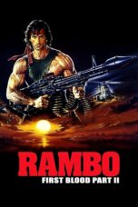 Nonton dan Download Film Rambo: First Blood Part II (1985) Sub Indo ZenoMovie