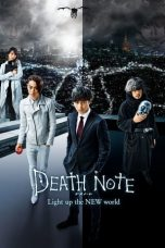Nonton dan Download Film Death Note: Light Up the New World (2016) Sub Indo ZenoMovie