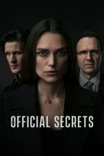 Nonton dan Download Film Official Secrets (2019) Sub Indo ZenoMovie