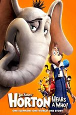 Nonton dan Download Film Horton Hears a Who! (2008) Sub Indo ZenoMovie